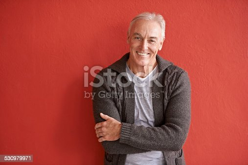 istock I always find a reason to smile 530979971