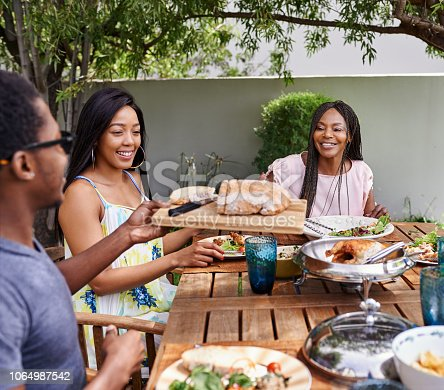 istock Always have a healthy appetite for family 1064987542