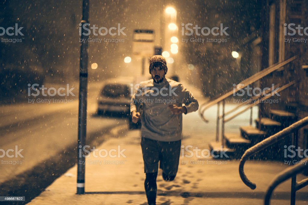 Always is a good time to run stock photo