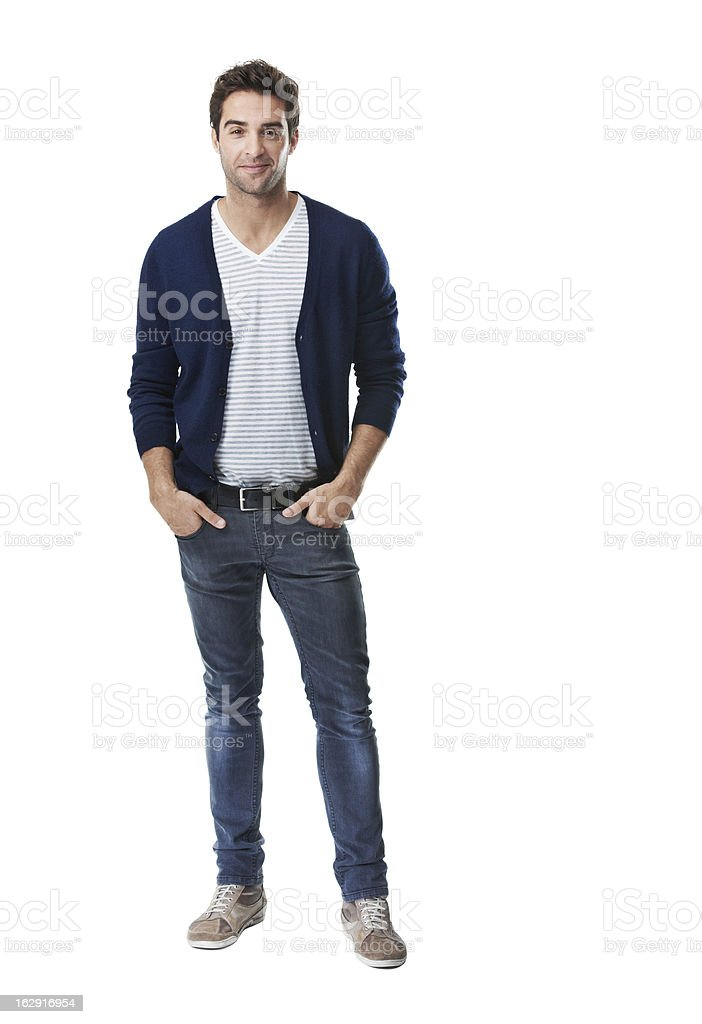 Always on top of the new trends stock photo