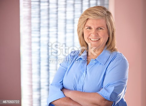 498296950istockphoto Always ready with a smile 467053722