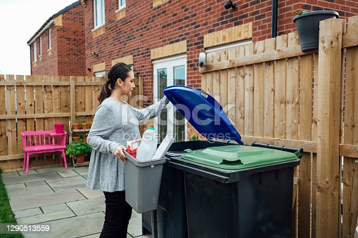 istock Always Recycle! 1290513559