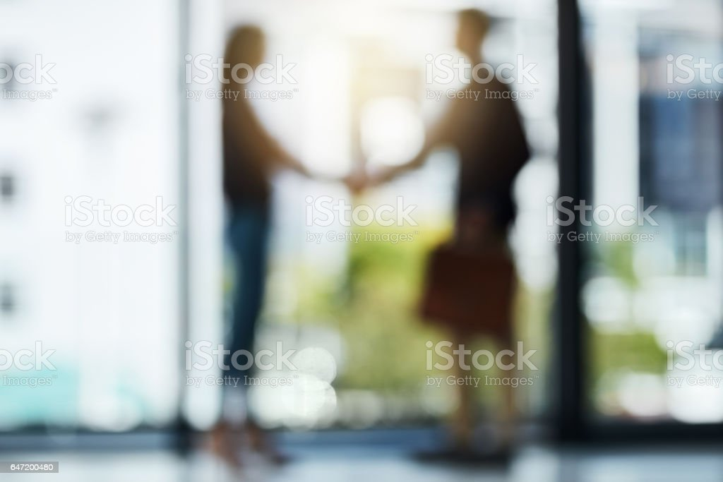 Always say yes to opportunity stock photo