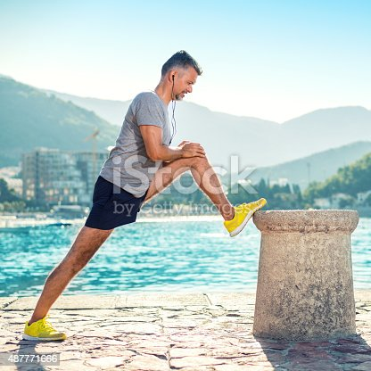 istock Always stretch 487771666