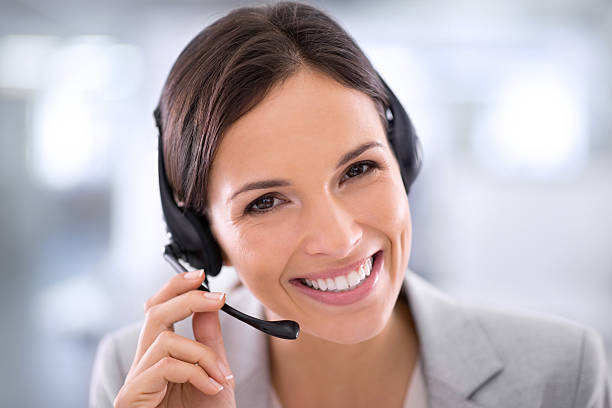 always striving for excellence - switchboard operator stock photos and pictures