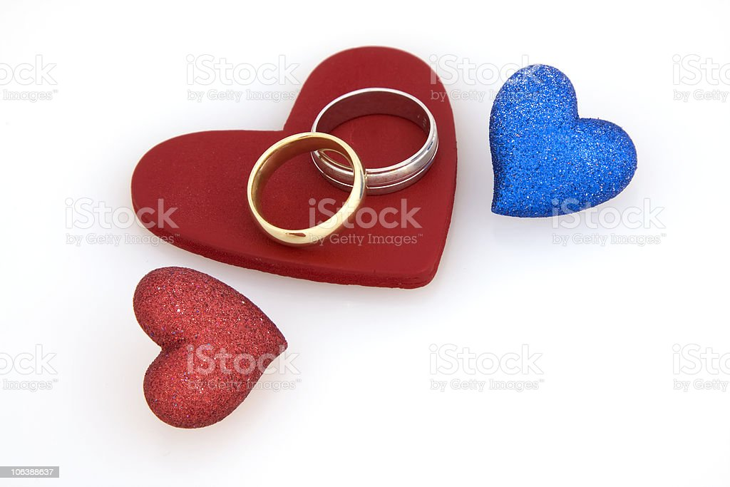 Always Together royalty-free stock photo