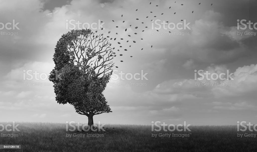 Alzheimer-Krankheit – Foto