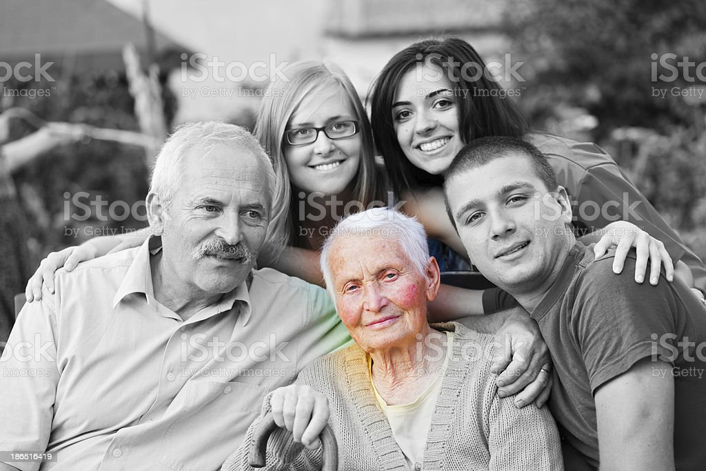 Alzheimers Disease Concept royalty-free stock photo