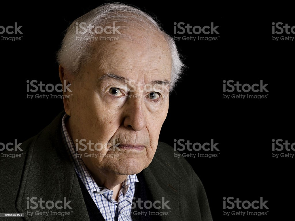 Alzheimer's Disease royalty-free stock photo