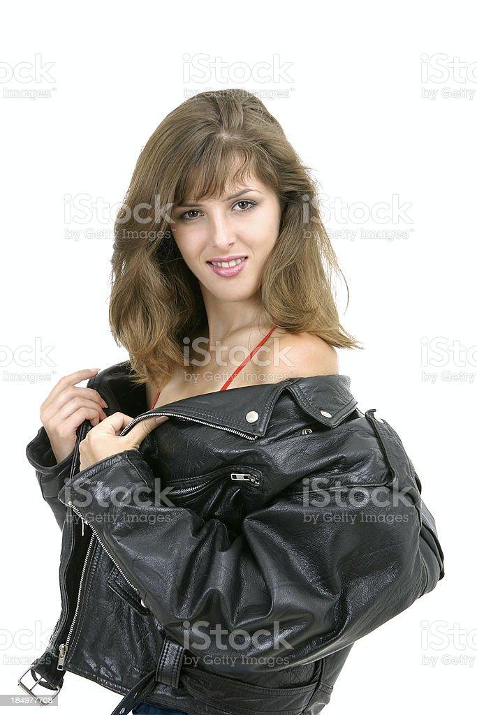 I am abrupt person! stock photo