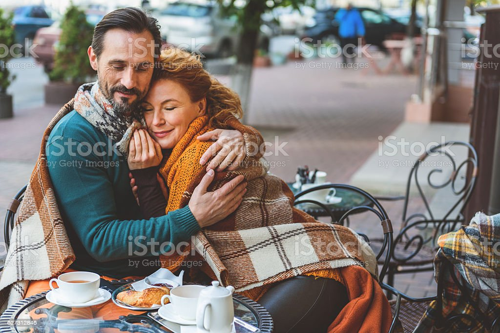 I am happy with you stock photo