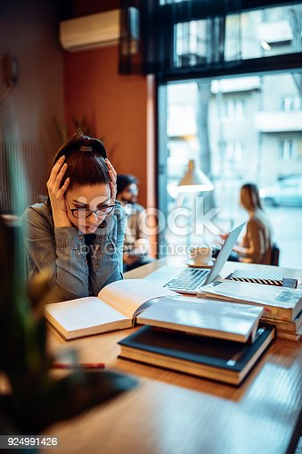istock Am I ever going to understand this ? 924991426