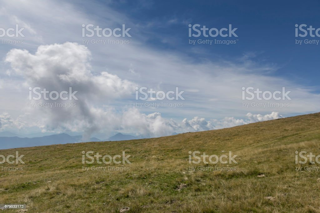 Am Mirnock royalty-free stock photo