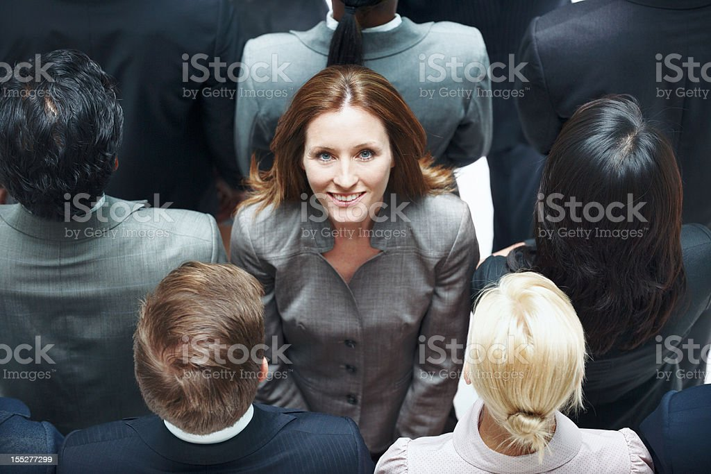 I am one-of-a-kind stock photo
