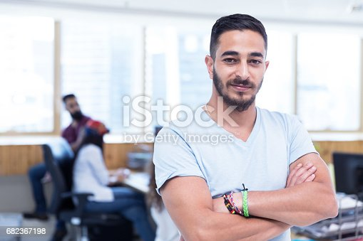 istock I am proud to be a part of this startup group 682367198