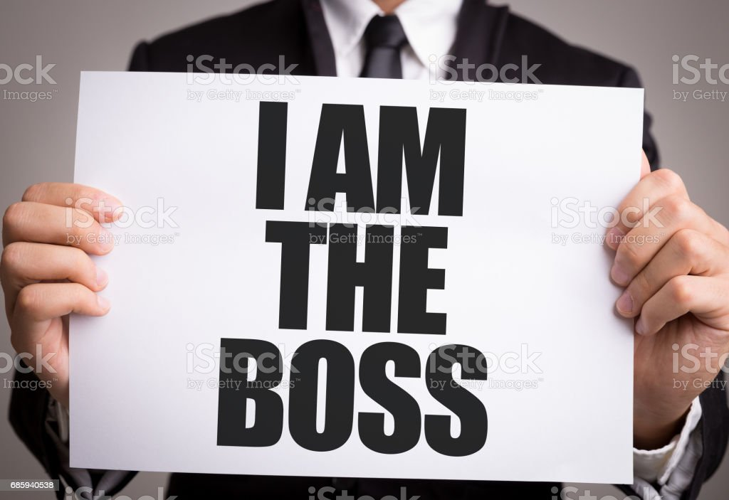 Ich bin der Boss – Foto