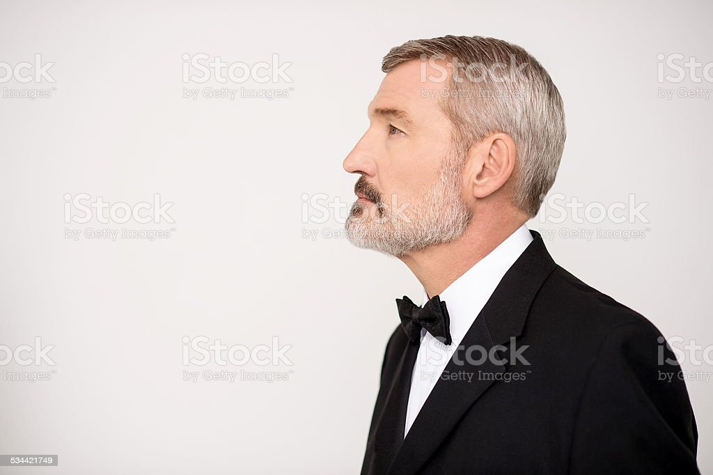I am the next person in Queue ! stock photo