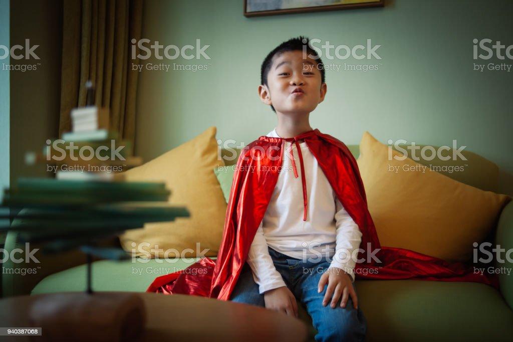Ich bin der Superheld – Foto
