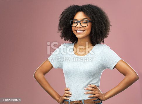 istock I am who I am and proud of it 1132933878
