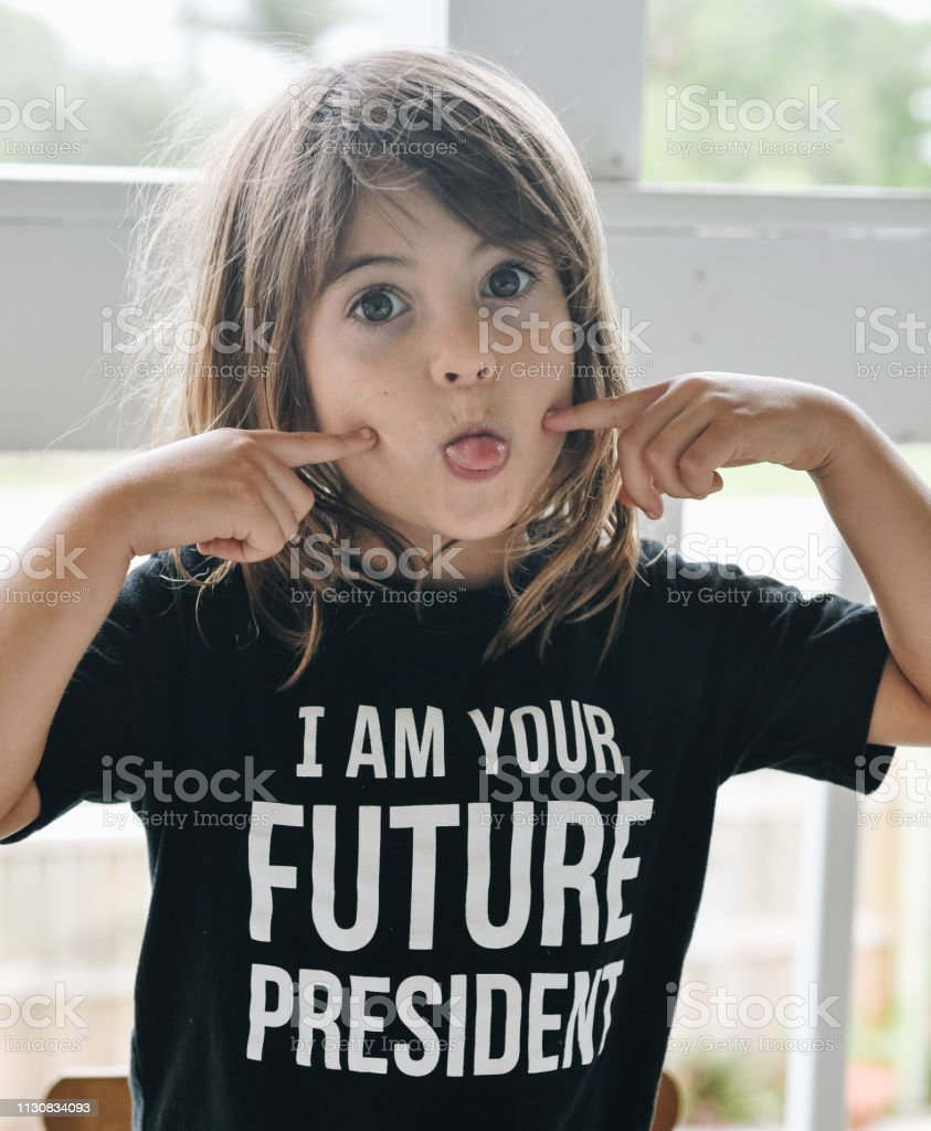 I Am Your Future President Stock Photo Download Image Now Istock