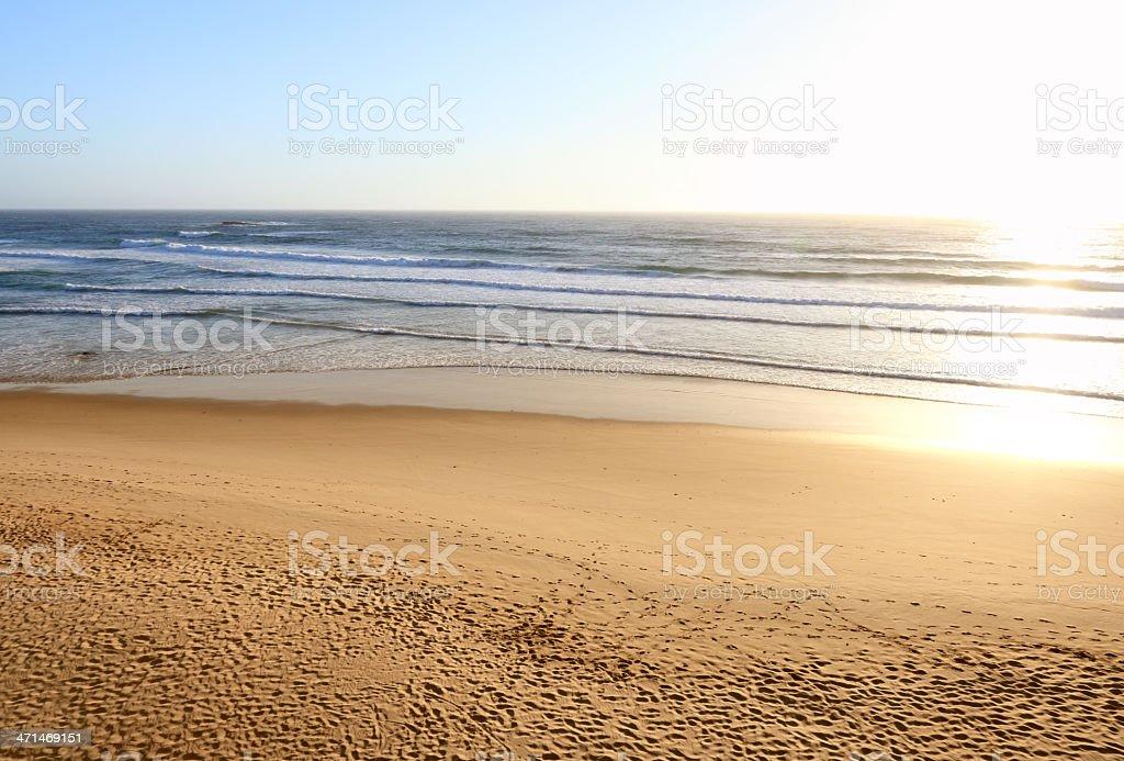 Amado beach royalty-free stock photo