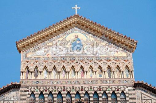 istock Amalfi Coast - Cathedral of St. Andrew- Italy 175410771