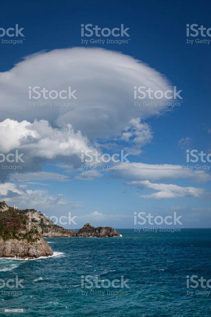 amalfi coastline, italy - Royalty-free Amalfi Coast Stock Photo