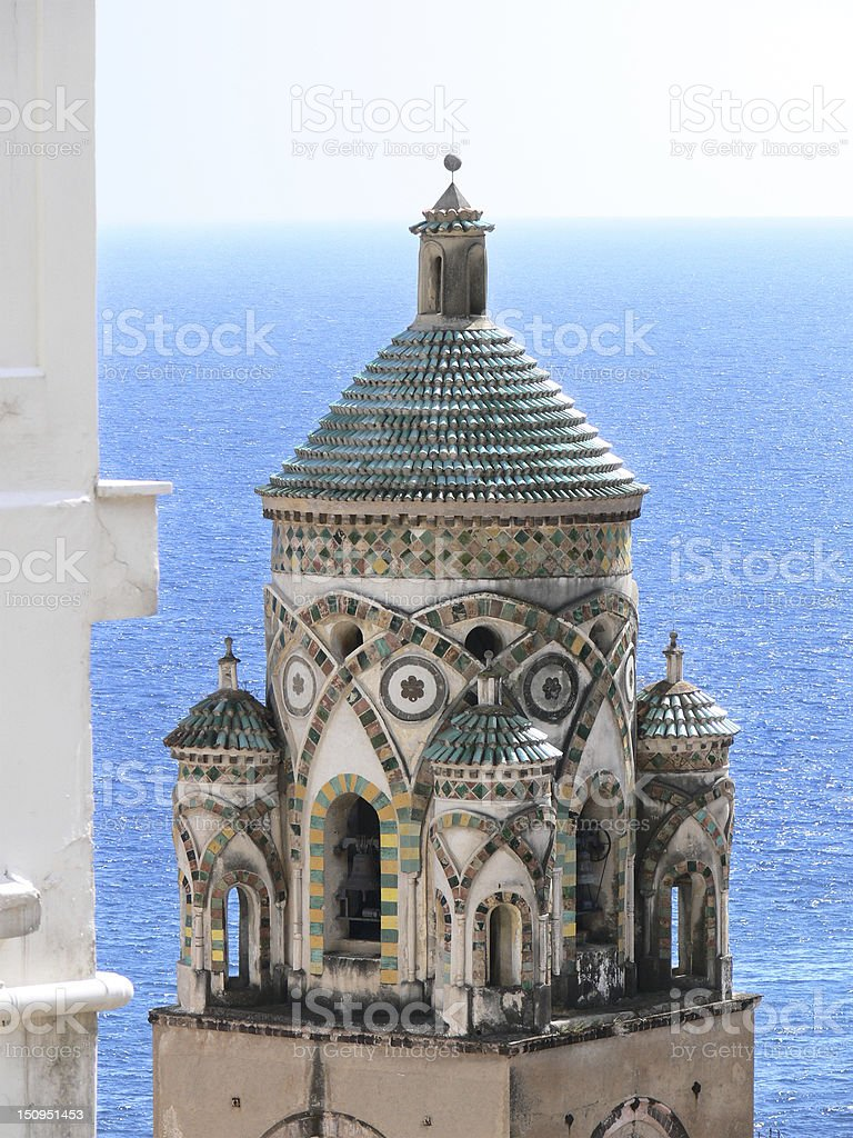 Amalfi, Italy royalty-free stock photo