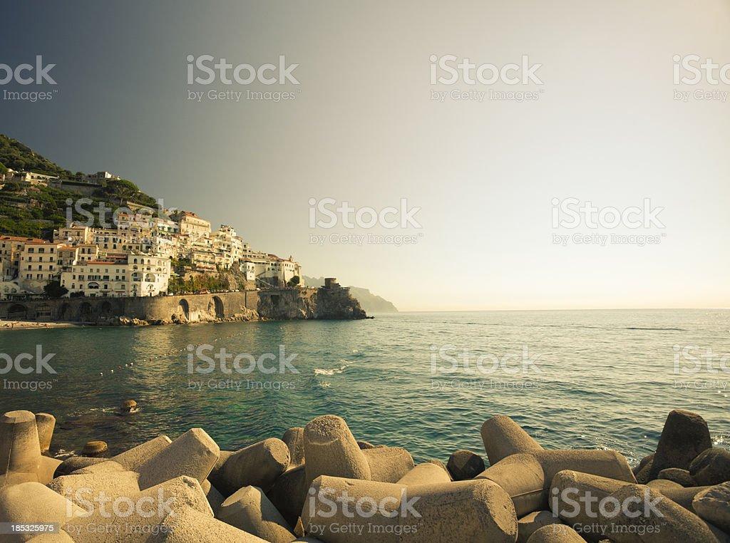 Amalfi (Campania, Italy) stock photo