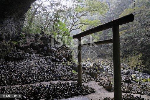Amano iwato shrine, Miyazaki, Japan