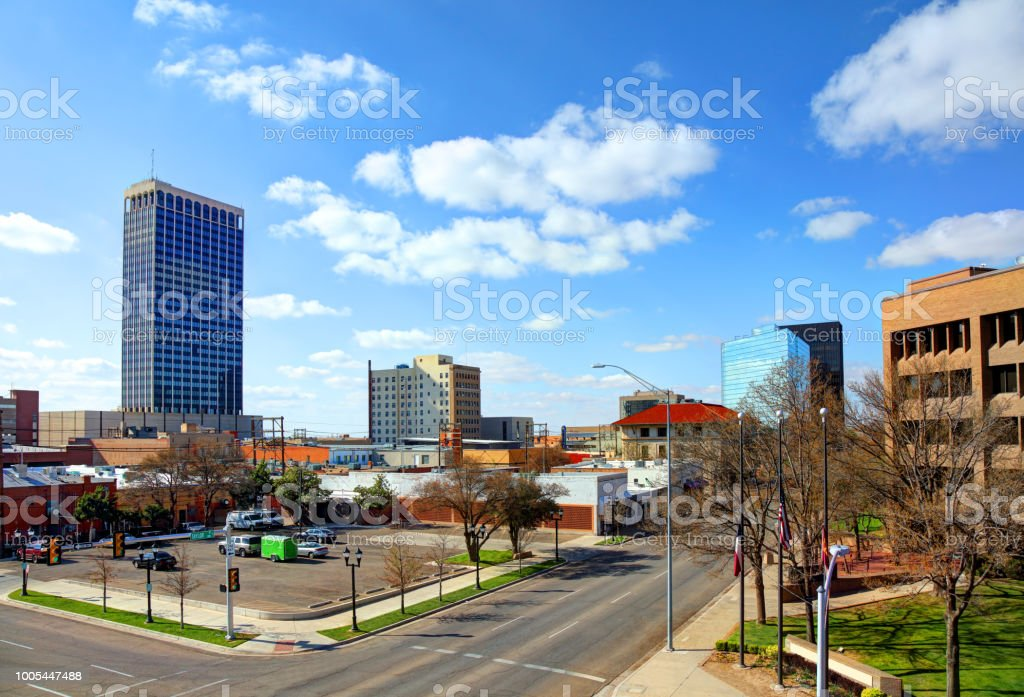 Amarillo, Texas stock photo