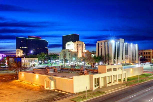 Amarillo, Texas stock photo