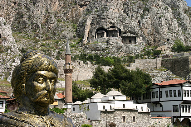Amasya  4th century bc stock pictures, royalty-free photos & images