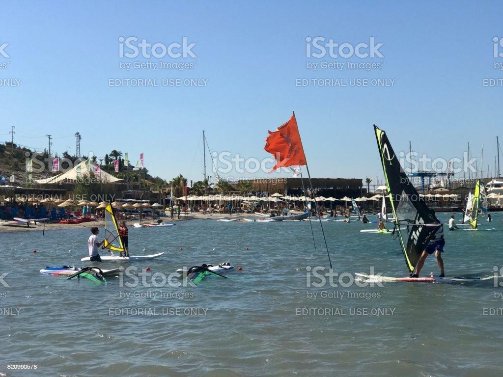 amateur port