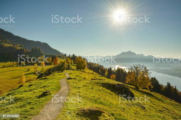 Photo of Amazing autumn hike on Seebodenalp