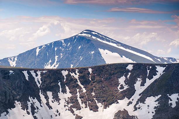 Amazing beautiful mountain landscape. Altay. Russia. Terektinski stock photo