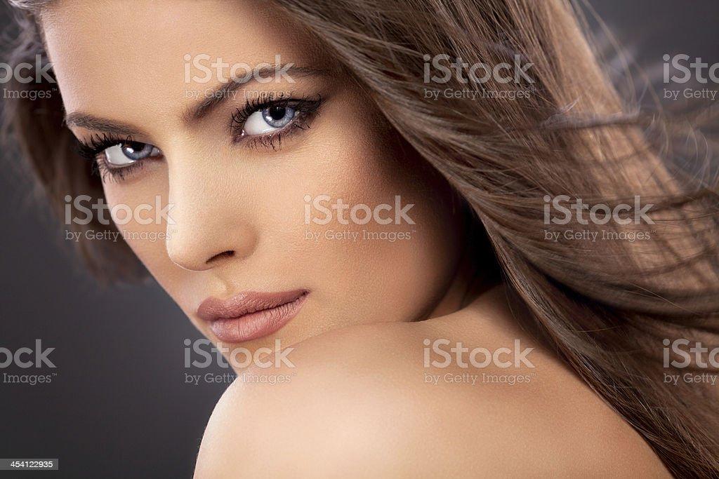 Amazing beauty stock photo