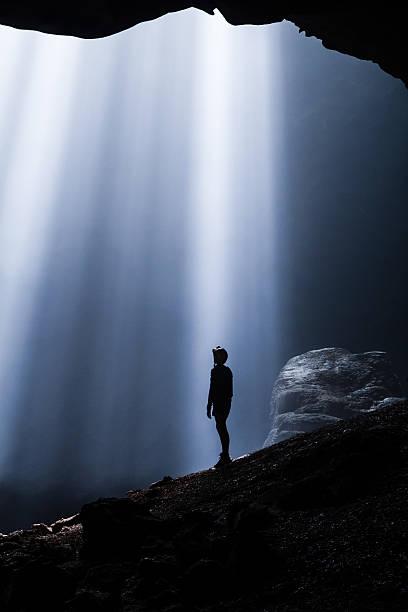 Atemberaubende Höhle – Foto
