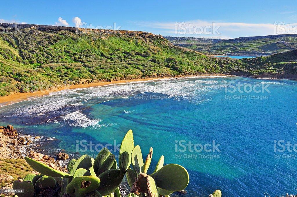 Amazing landscape stock photo