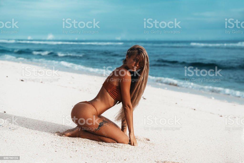 Große Beute schwarz sexy Frauen