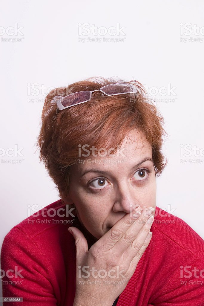 amazing thoughts stock photo