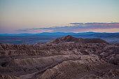 Amazing view of Atacama Desert, Chile