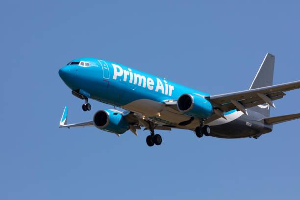 Amazon Air 737. – Foto
