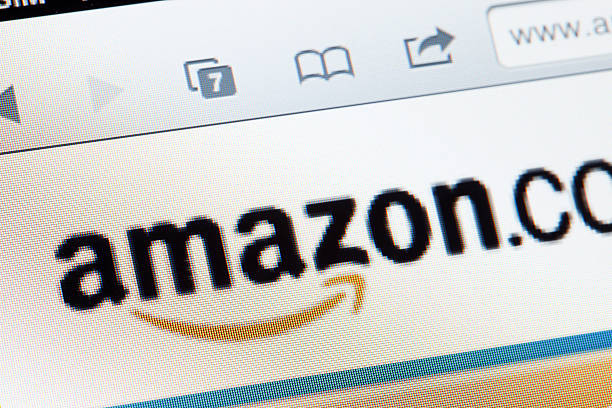 amazon logo - logo stock photos and pictures