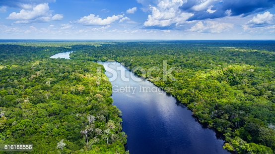 istock Amazon river in Brazil 816188556