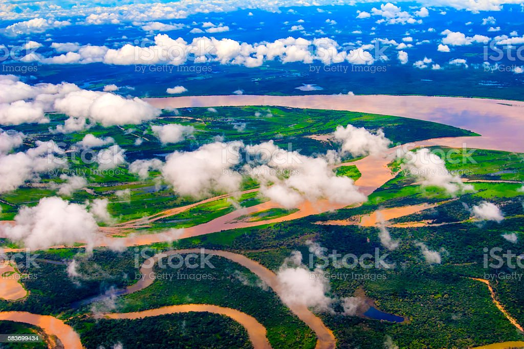 Amazonas-Motiv – Foto
