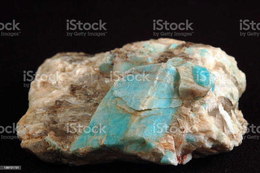 Amazonite stock photo