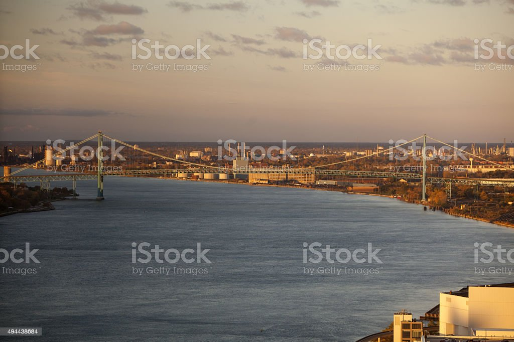 Pont Ambassador Bridge - Photo