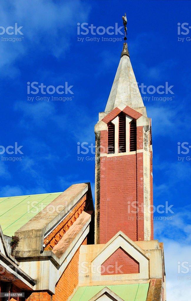 Ambatonilita Église catholique, Isoraka, Antananarivo, Madagascar - Photo
