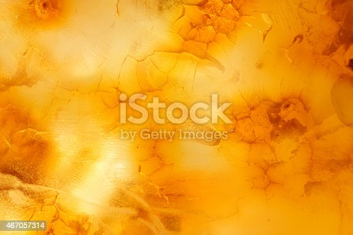 natural close up amber stone background